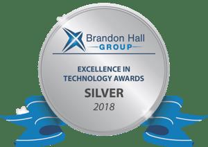 Silver TECH Award 2018