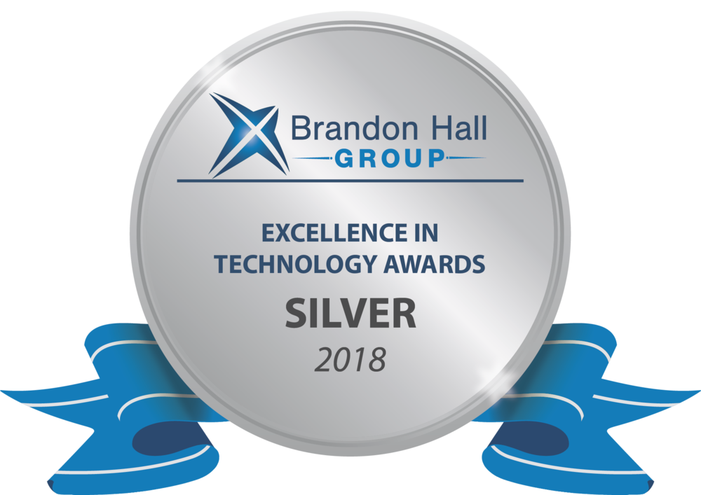 True Office Learning Wins Brandon Hall Silver